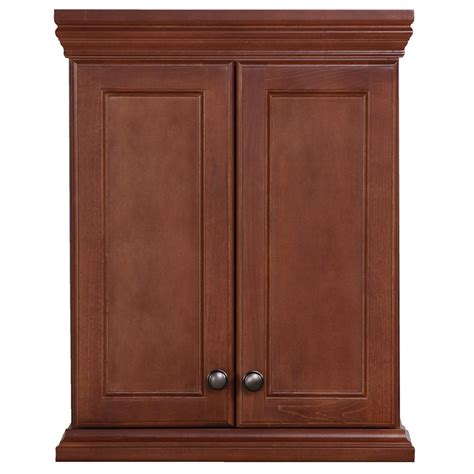 home depot bathroom wall cabinets st paul brentwood 22 in w x 28 in h x 9 in d over the