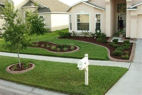 Front Landscaping Ideas 100 Landscaping Ideas For Front Yards And Backyards Planted Well