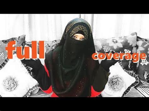 tutorial niqab bandana masked and veiled doovi