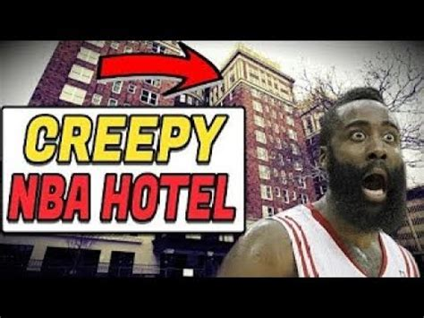 Mba Player Sues Hotel Ghost by Creepy The Story Of A Haunted Nba Hotel