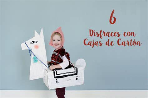 5 disfraces hechos con cartn disfraces caseros 6 disfraces f 225 ciles con cajas de cart 243 n parafernalia