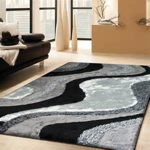 black living room rugs luxurious handmade area rug for indoor living room in grey with black by rug addiction youtube