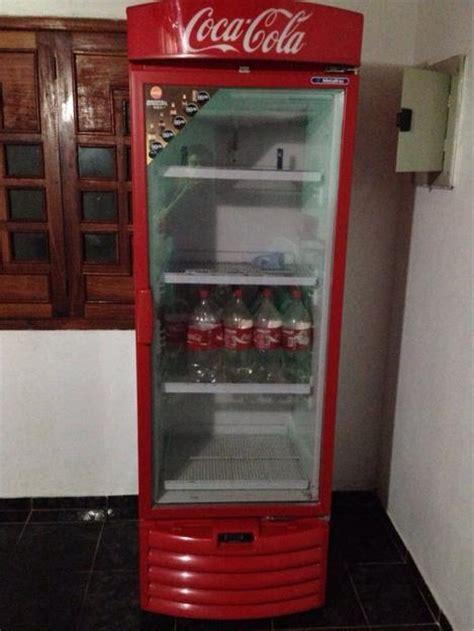 Freezer Coca Cola Freezer Vertical Estilo Coca Cola Vazlon Brasil