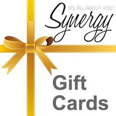 Synergy Gift Card - news at synergy hair beauty in studley warwickshire