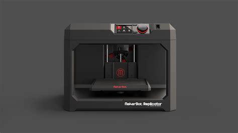 Printer 3d Makerbot replicator desktop 3d printer makerbot