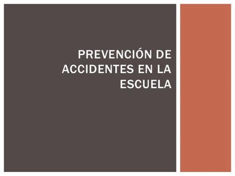Imgenes De Prevesion De Asidetes Ela Escuela   prevenci 243 n de accidentes en la escuela