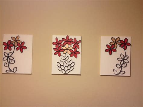 Toilet Paper Roll Crafts Wall - toilet paper roll wall arte rolo de papel