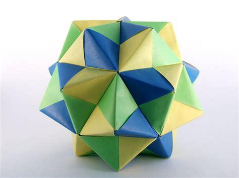 Modular Origami Icosahedron - free stock photos rgbstock free stock images