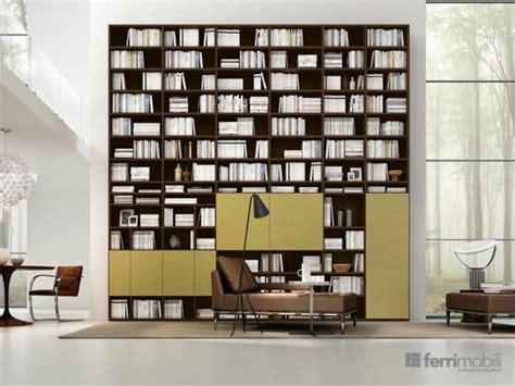 librerie mobili librerie living 76 libreria ferrimobili