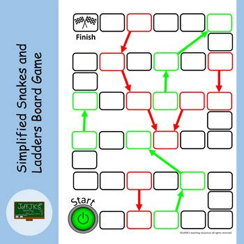 chutes and ladders board game template new chutes and ladders board template free template