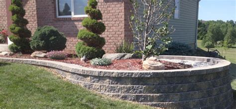 fort wayne landscaper fahl colors fort wayne landscapers