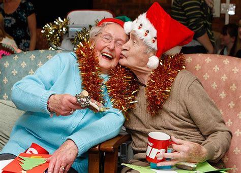 christmas elderly jumbonote celebrating with the elderly jumbo note school