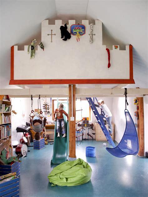 creative spaces  kids  idea room
