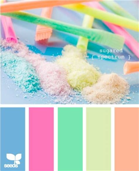 Kids Color Scheme | bright colors decorating ideas pinterest pastel