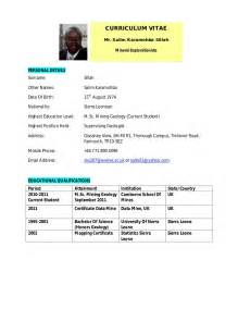 how to write a curriculum vitae in nigeria platinum