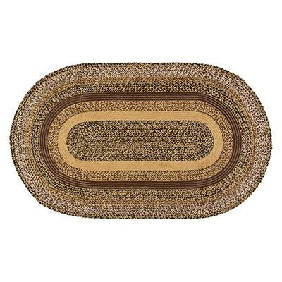 36 x 60 rug kettle grove jute 36 x 60 inch rug by nancy s nook the patch