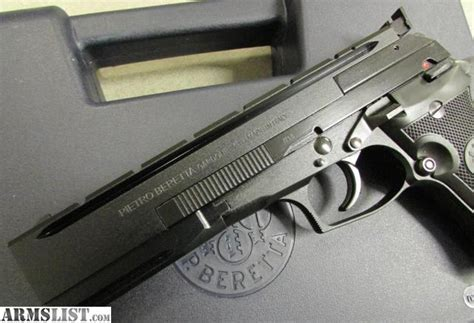 beretta 87 target armslist for sale beretta model 87 target pistol 22 lr