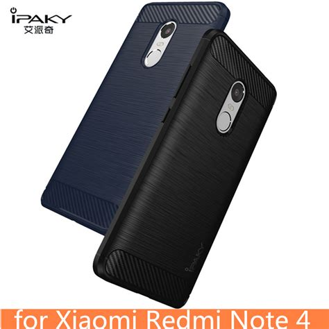 ipaky original xiaomi note 4 for xiaomi redmi note 4 original ipaky silicone