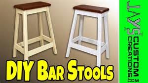 How To Make A Bar Stool Out Of Wood Easy Diy Bar Stool 130
