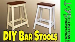 Diy Wooden Bar Stools Easy Diy Bar Stool 130