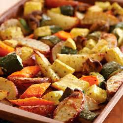 Toaster Oven Baking Recipes Italian Roasted Vegetables