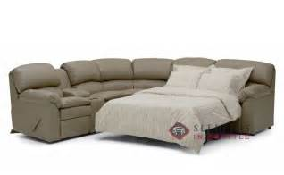 palliser pembina large reclining true sectional leather