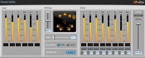 format audio dts kvr neural upmix by dts imaging vst plugin and rtas plugin