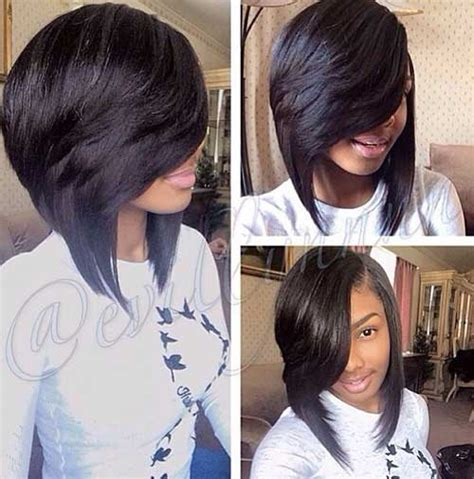 short weave bob short inverted bob curly hair hairs picture gallery