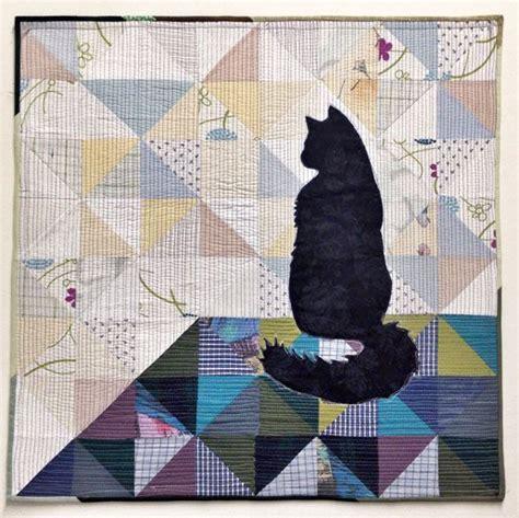 Applique Cat Quilt Patterns by Best 25 Cat Quilt Patterns Ideas On Cat Quilt