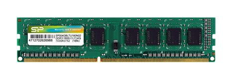 Longdimm 15v Memory Pc Vgen Ddr3 4 Gb Pc Kode Ss5065 silicon power ddr3 1600 4gb longdimm 4712702626988 55 00 dcomp computers your technology