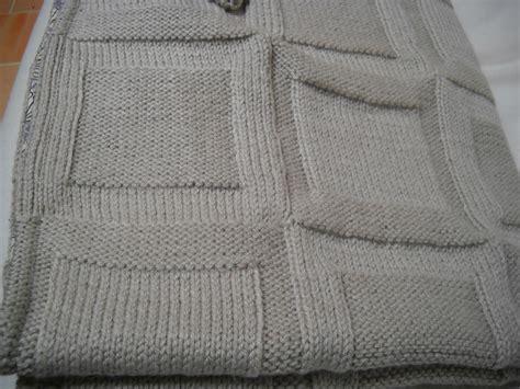 Comment Tricoter Un Plaid En by Comment Tricoter Un Plaid