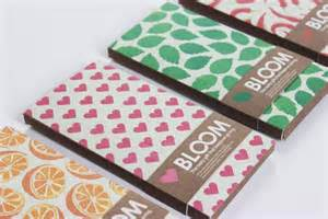Cool Little Designs biodegradable chocolate packaging eat a bar grow a plant