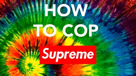 buy supreme how to buy supreme bogo edition