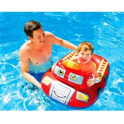 Kiddie Floats 59586 intex 55380 kiddie water float car shape