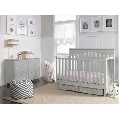 Gray Nursery Set Thenurseries Grey Nursery Furniture Set