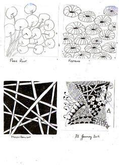 zentangle pattern bumper bumper zentangles google search zentangle tangles