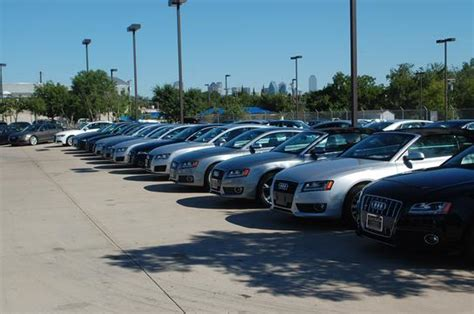 Audi Lemmon Dallas Audi Dallas Dallas Tx 75209 Car Dealership And Auto