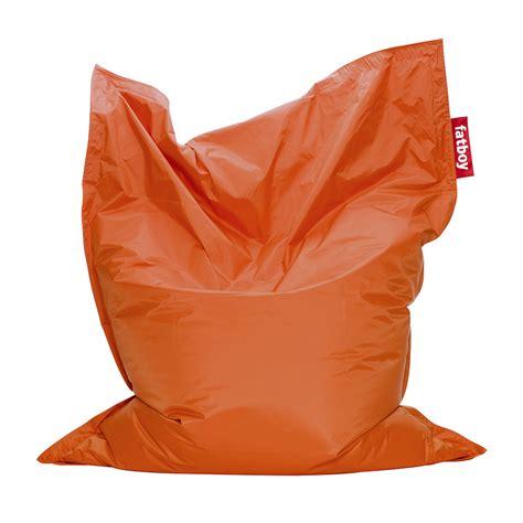 fatboy bean bag uk buy fatboy the original bean bag orange amara