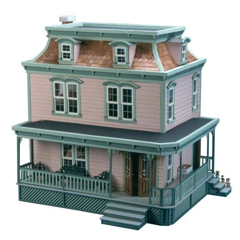 18 inch doll house kit 25 best ideas about dollhouse kits on pinterest doll house play victorian