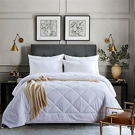 down comforter full size compare price and buy newlake queen full size white down