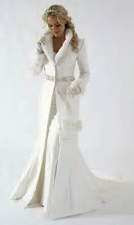 white christmas winter wedding dress sang maestro