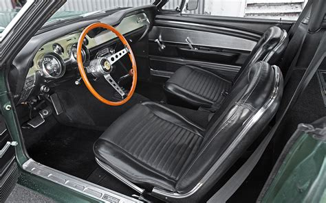 1967 shelby gt500 interior photo 9