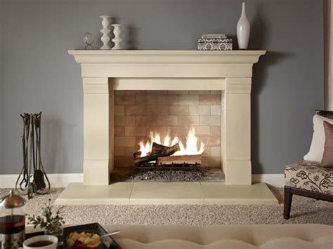 how to clean a limestone fireplace surround fireplace
