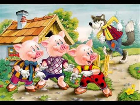i tre porcellini canzone testo i tre porcellini testo e musicale canzoni per bambini