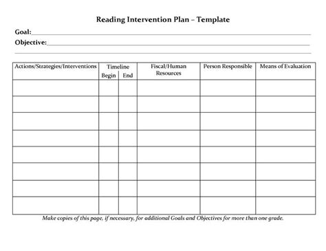 Co Teaching Lesson Plan Template Search Results Calendar 2015 High School Academic Intervention Plan Template