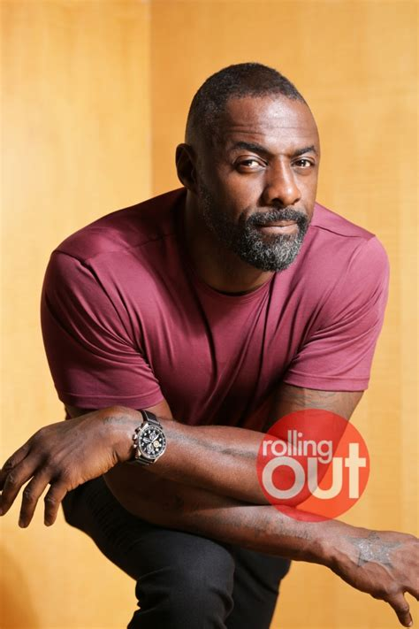 idris elba tattoos idris elba is oh so dreamy for rolling out mag speaks on