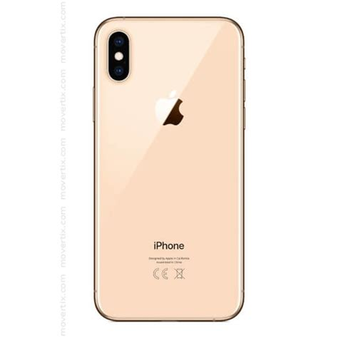 apple iphone xs gold 256gb 0190198792662 movertix mobile phones shop