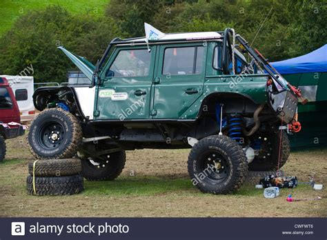 modified land rover highly modified 4x4 land rover defender 110 for