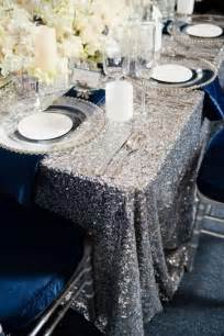 navy blue and silver wedding themes 45 gorgeous navy and silver wedding ideas happywedd