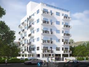Apartment Building Design Architecture 3d Architectural Rendering Of Modern Apartment Building